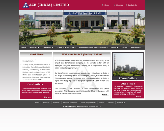 ACB (India) Limited