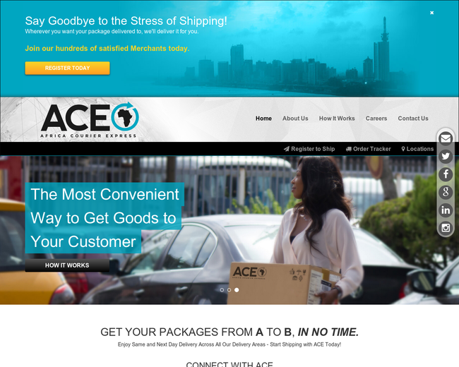 ACE-Africa Courier Express