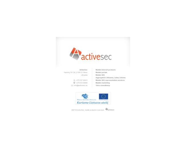 ActiveSec