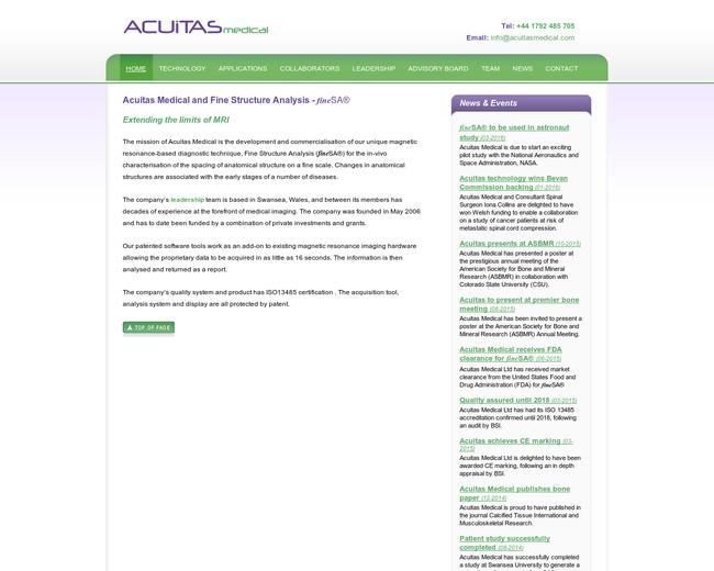 Acuitas Medical