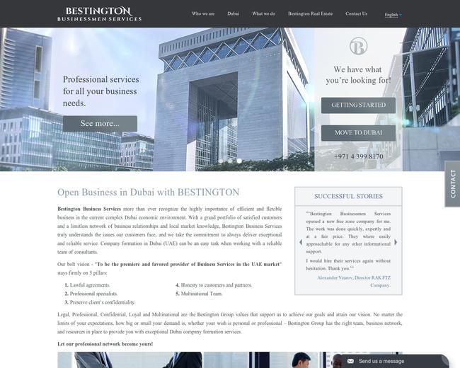 Bestington Businessmen Service