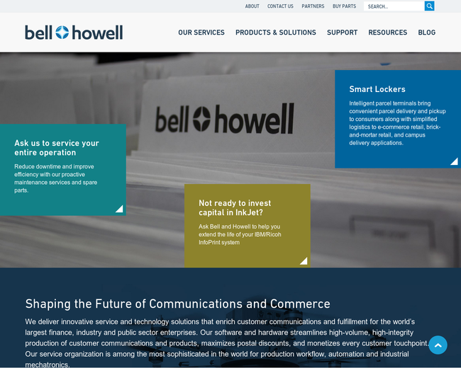 Bell and Howell