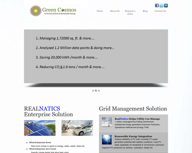 Green Cosmos Energy Solutions