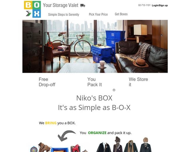 Niko's Box
