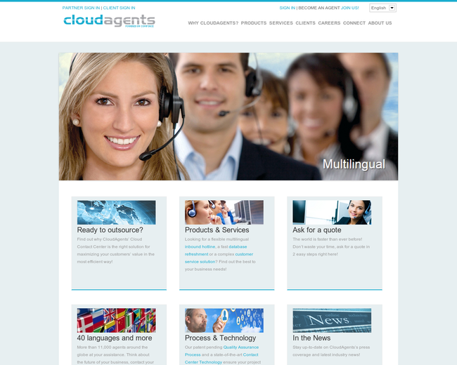 Comforce / CloudAgents