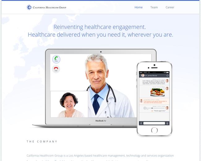California Healthcom Group