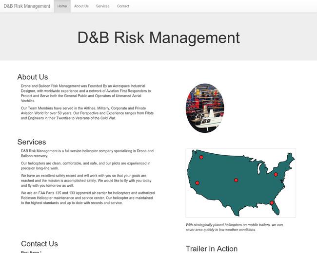 D & B Risk Management
