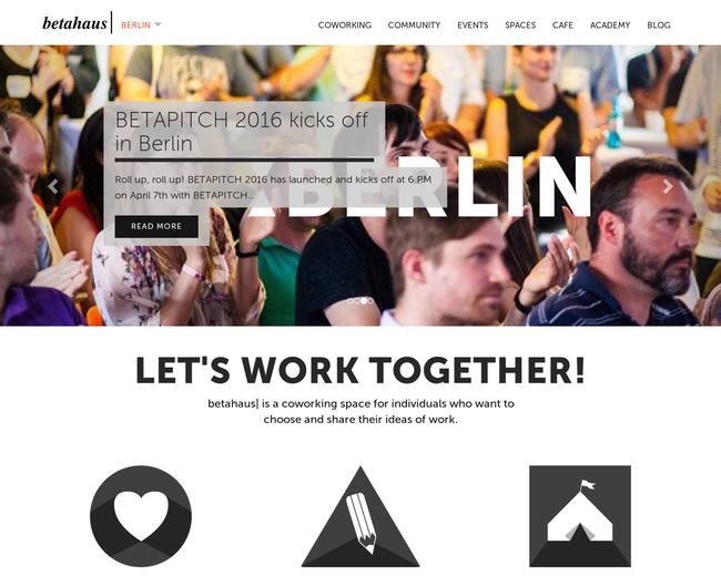 betahaus |Network