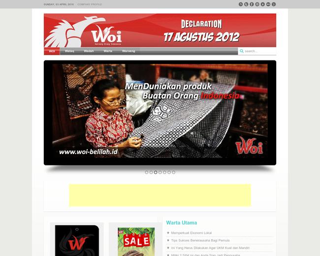 Waroeng Orang Indonesia ,PT
