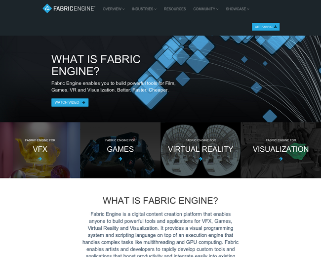 Fabric Engine