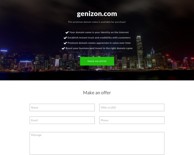 Genizon BioSciences
