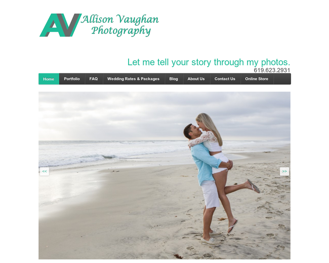 Allison Vaughan Photography
