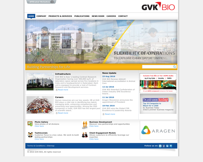 GVK Biosciences
