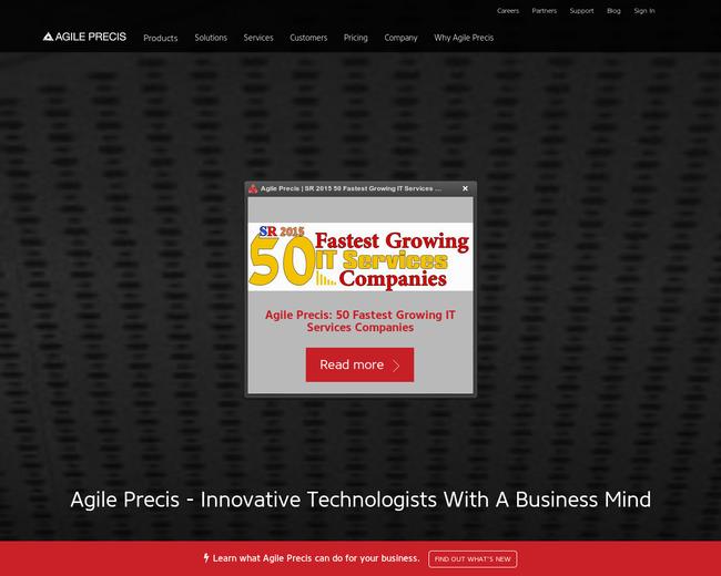 Agile Precis, LLC