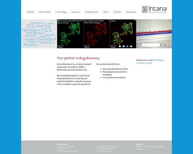 Intana Bioscience GmbH
