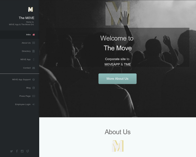 M0VE Mobile Application