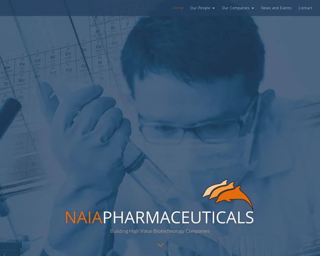Naia Pharmaceuticals