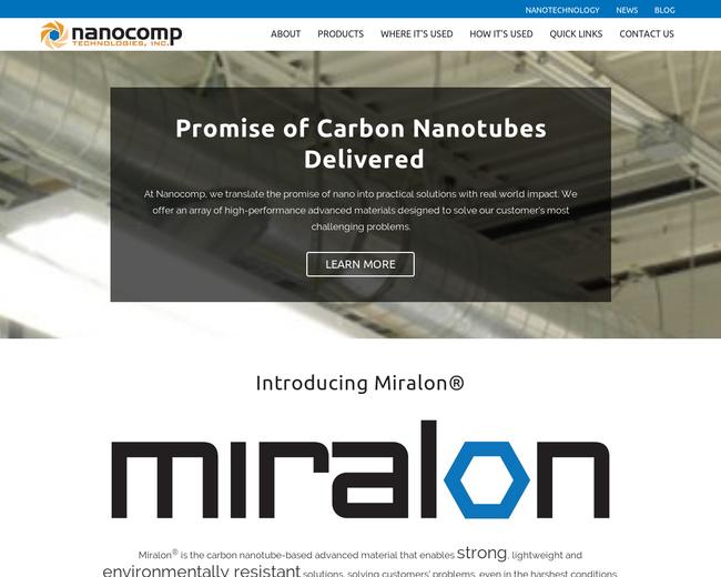 Nanocomp Technologies