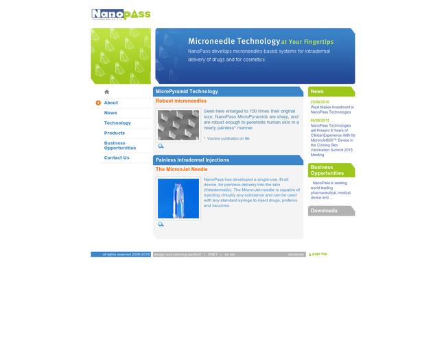 NanoPass Technologies