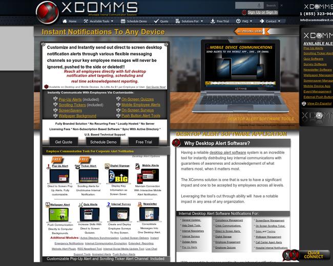 XComms Direct