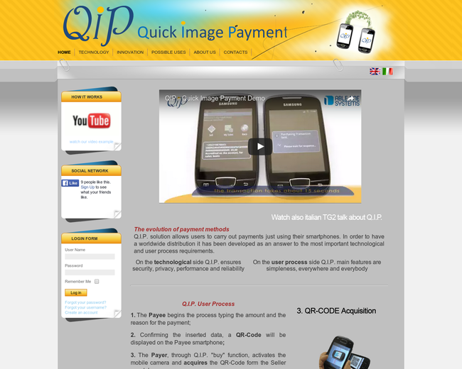 QiP - Quick Image Payment