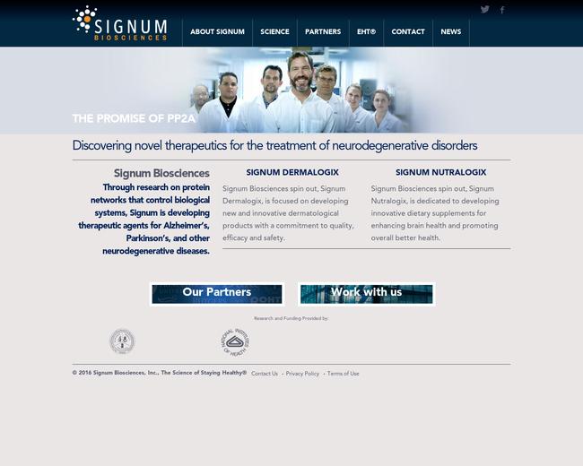 Signum Biosciences