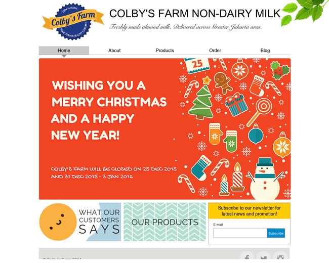 Colby's Farm