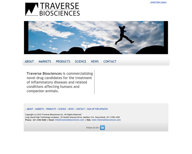 Traverse Biosciences