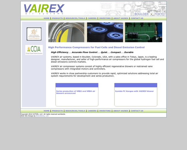 VAIREX international