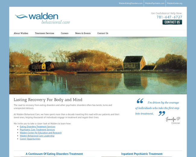 Walden Behavioral Care