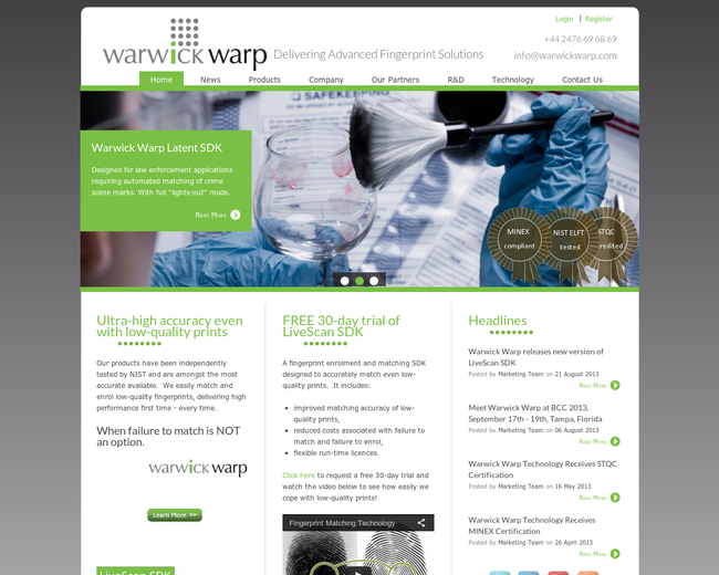 Warwick Warp