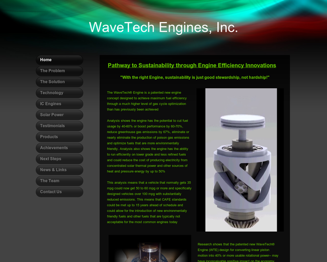 WaveTech Engines