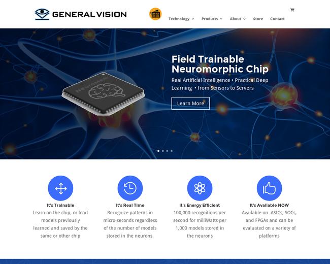 General Vision, Inc.