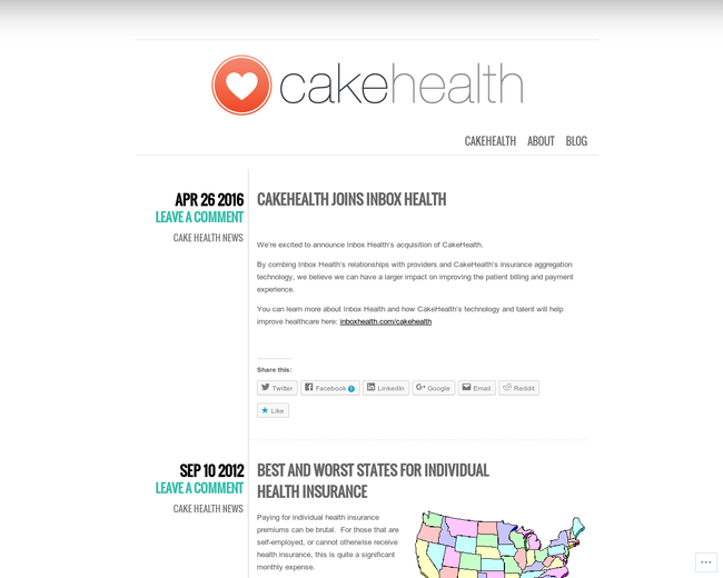 Cake Health