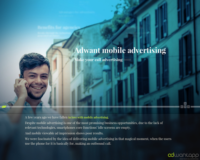 Adwantapp Mobile Advertising