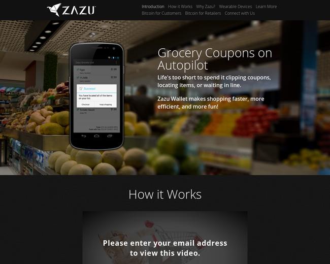 Zazu Wallet