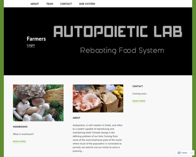 Autopoietic Labs