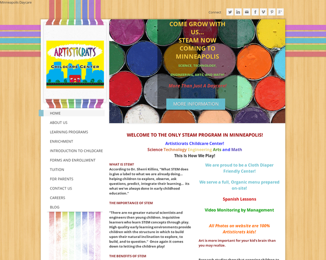 Artisticrats Childcare Center