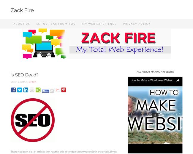 Zackfire.com