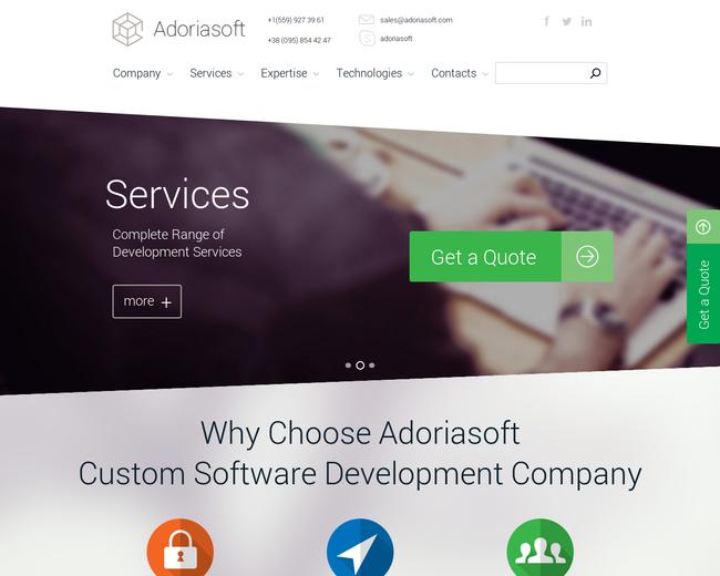 Adoriasoft LLC