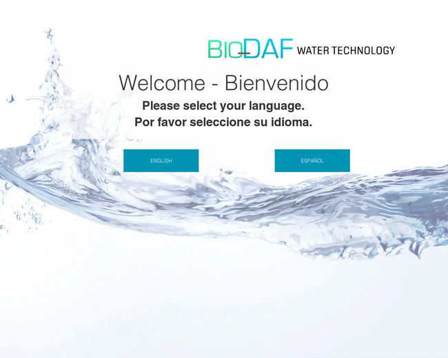 BioDAF Water Technology