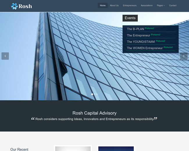 Rosh Capital Advisory