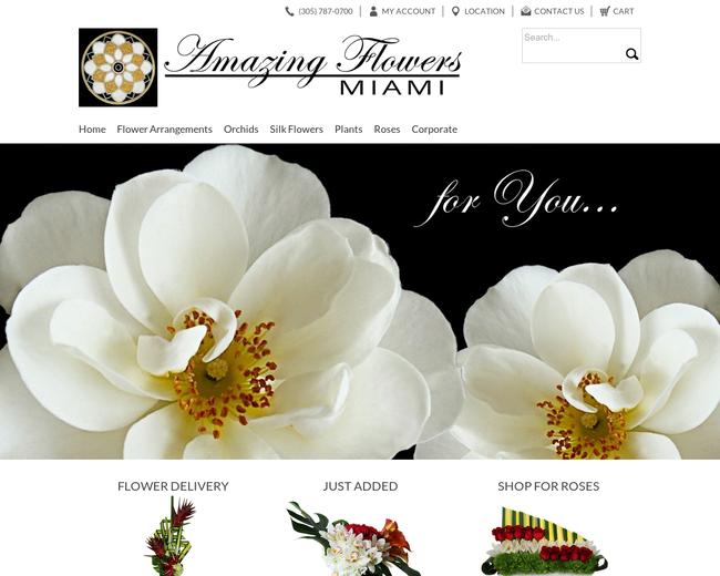 Amazing Flowers Miami