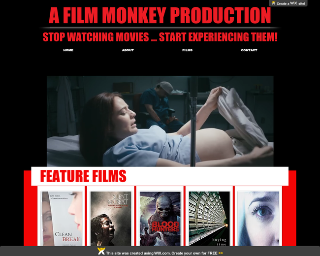 A Film Monkey Production