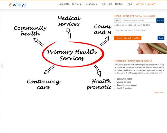 e Health Access / eVaidya.com