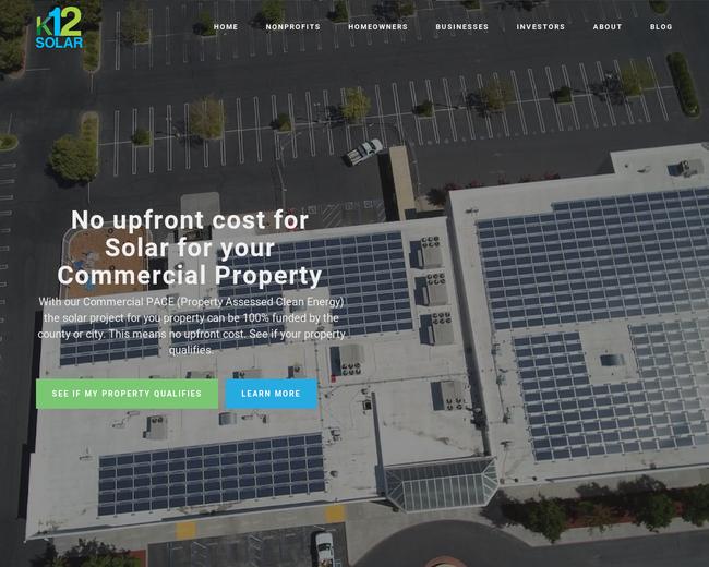 K12 Solar Investment Fund