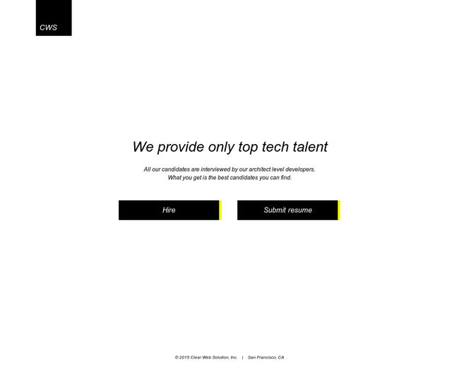 Clear Web Solutions