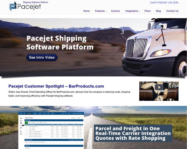 Pacejet Logistics