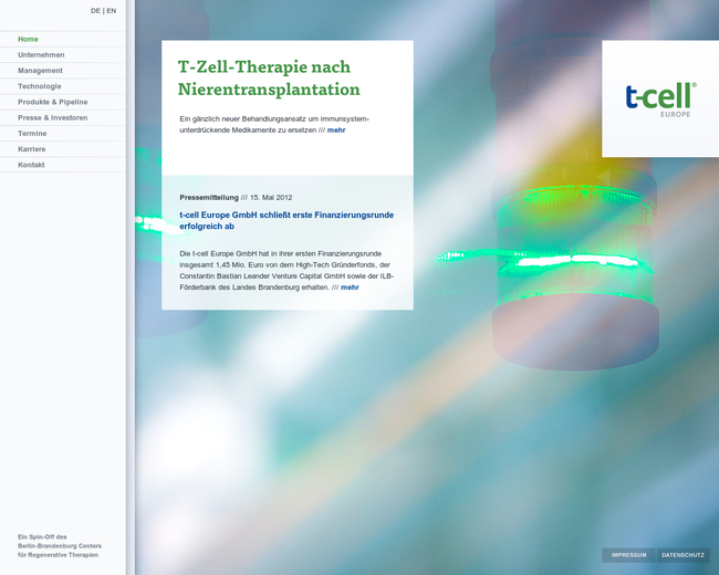 t-cell Europe GmbH