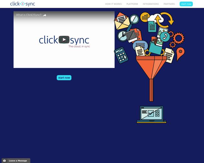 Click2Sync